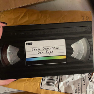 HBO Employs a Faux Sex Tape on VHS Showing Some Marketing Genius for their New Show THE RIGHTEOUS GEMSTONES!