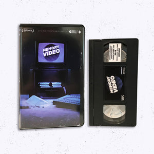 LUNCHMEAT Teams Up with Animus Studios to Release MEMORY VIDEO on Limited Edition VHS in Celebration of Video Store Day 2019!