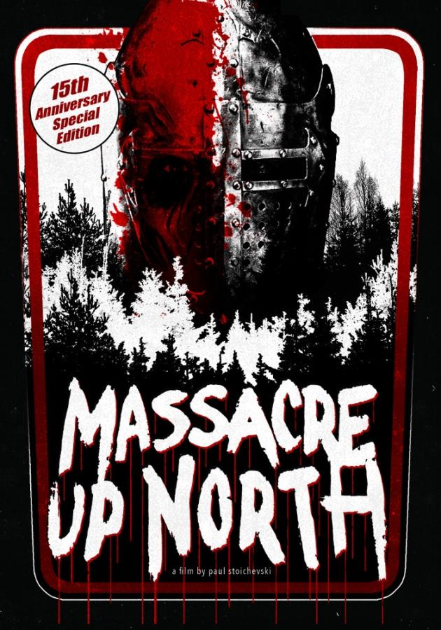Shivers Entertainment Re-Animates Obscure Shot-on-Video Canadian Horror MASSACRE UP NORTH with a Limited Edition VHS Release!!