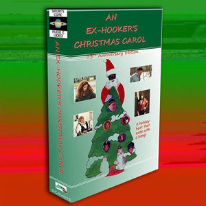 SATURN'S CORE A & V Bring the Insanely Obscure Shot On Video Holiday Flick AN EX-HOOKER'S CHRISTMAS CAROL to Limited Edition VHS!