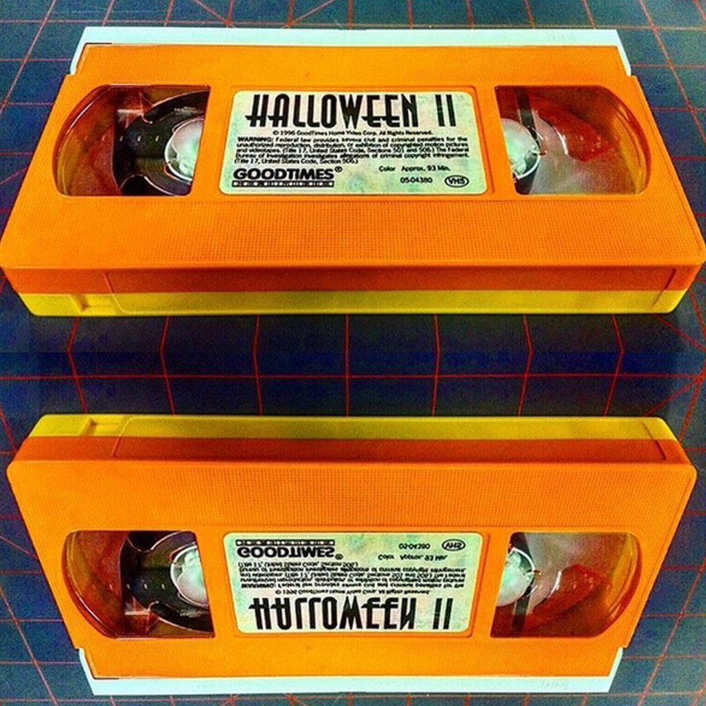 LUNCHMEAT Teams Up with Collin Major and WARLOCK VIDEO to Present a How-To Spool Swap Instructional Video to Help You Create Custom Color Casings for Your VHS Tapes!
