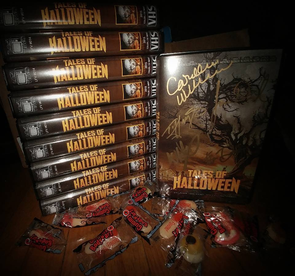 LO-FI VIDEO Brings Killer Horror Anthology TALES OF HALLOWEEN to Fresh VHS Just in Time for the Halloween Holiday!!