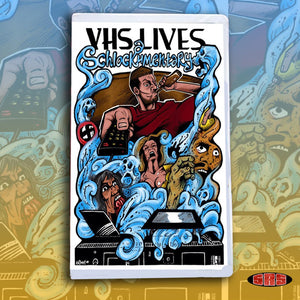 SRS CINEMA Brings VHS-Driven Documentary VHS LIVES: A SCHLOCKUMENTARY to Limited Edition Fresh VHS!