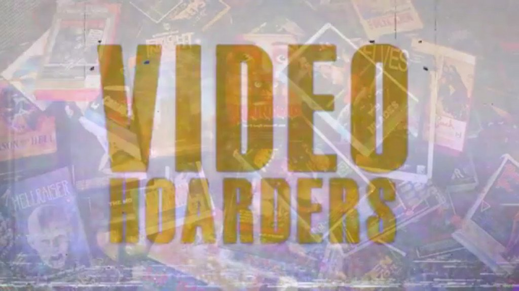 Aussie Indie Filmmaker Rob Taylor Prepares to Release VHS Collecting-Centric Web Series VIDEO HOARDERS! Click for Full Interview with Rob and a Look at the Teaser Trailer!