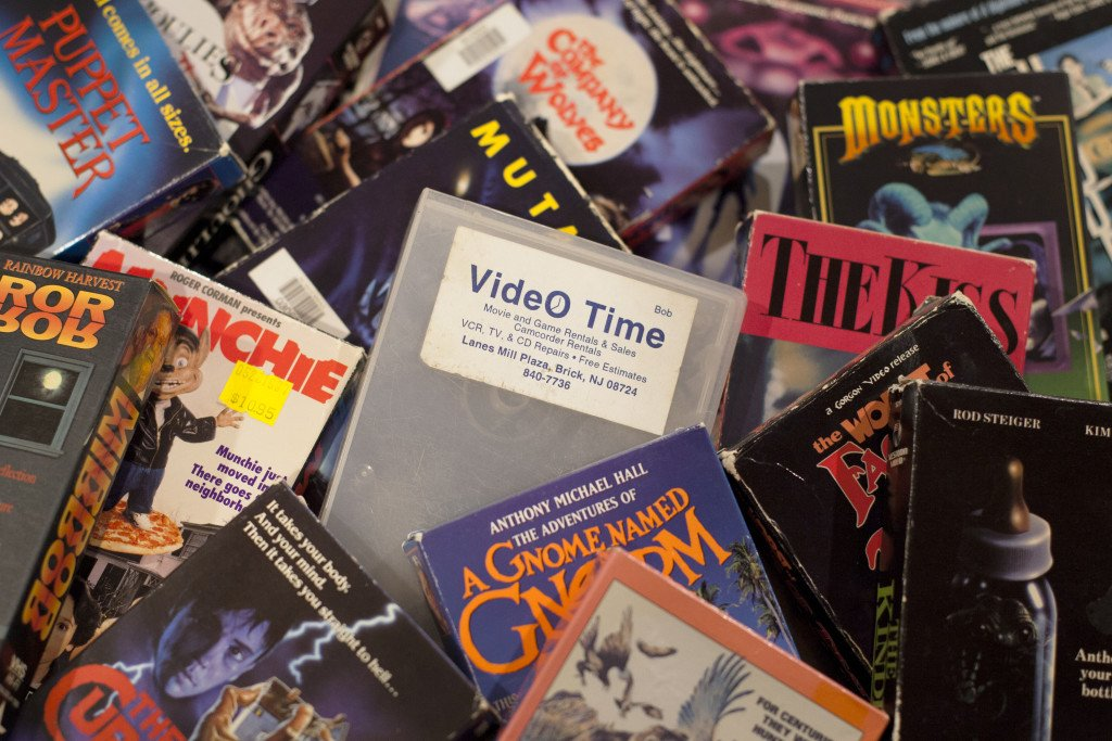 VIDEO TIME, The Last Known Video Rental Store in NJ, Closes Down Tomorrow, FEB 11th. Info, Images and a Personal Remembrance from Videovore Joe La Scola!