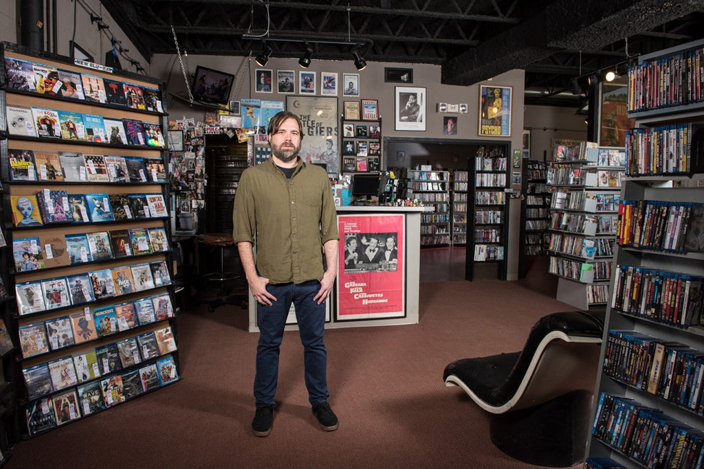 Get to Know VIDEODROME: Atlanta, GA's Last Living Video Store! [EXCLUSIVE INTERVIEW]