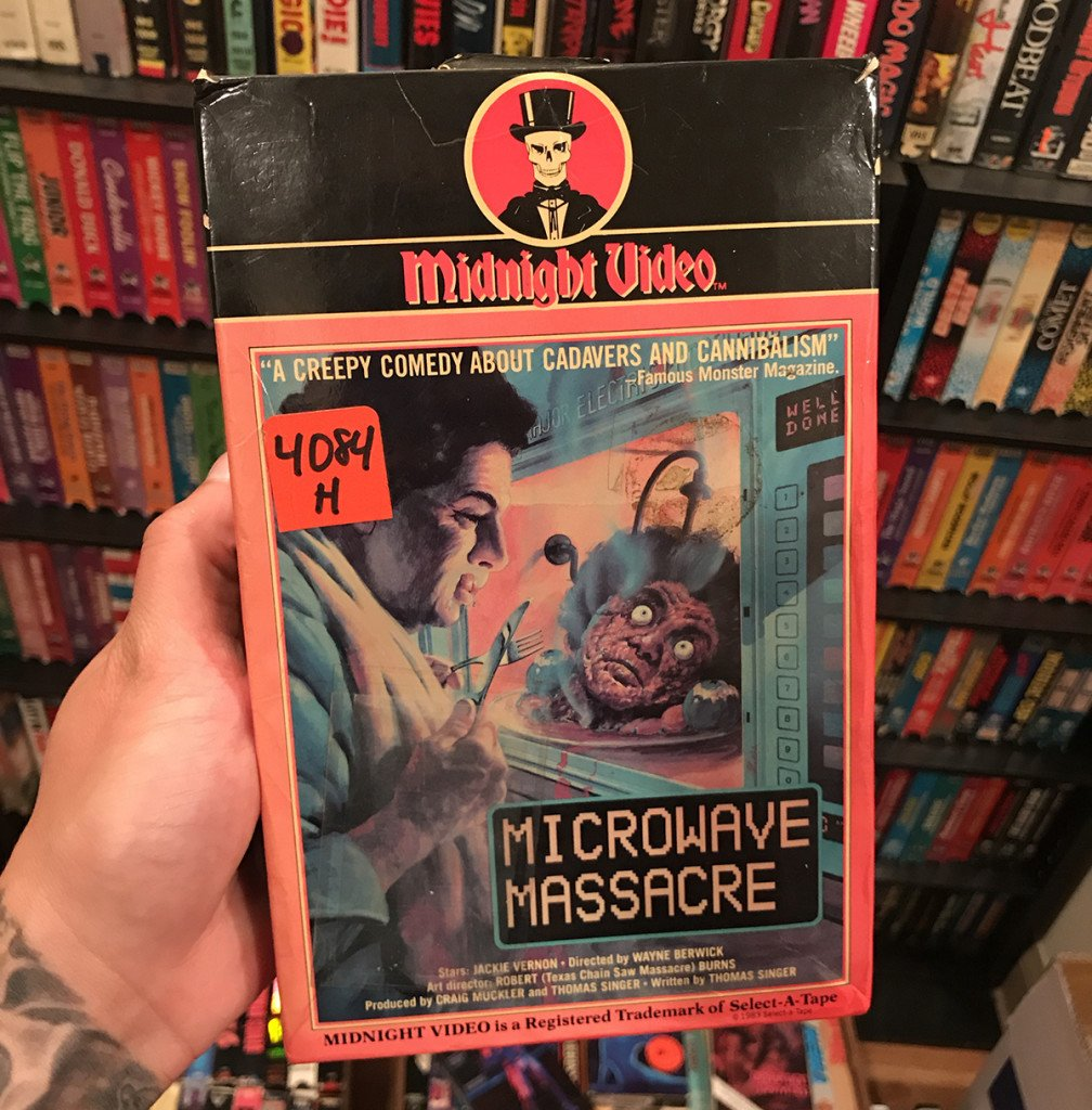VHS Collecting in 2017: The Perks of Online Tape Trading and The Thrill of Hunting the Rewind Wild!