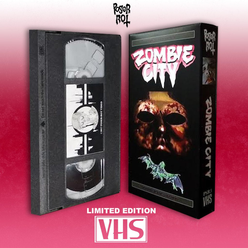 POSER ROT Partners with Low-Budget Stalwart David S. Sterling to Bring THINGS, THINGS 4 and IT KILLS: CAMP BLOOD 7 to Fresh VHS! Plus! More in Store!
