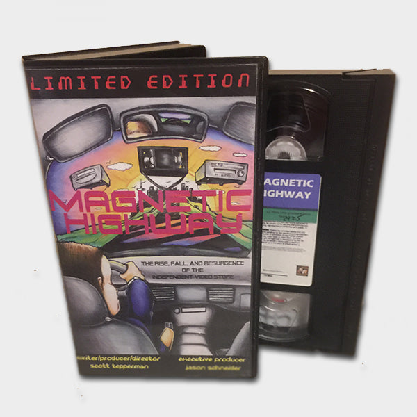 MH VHS tape