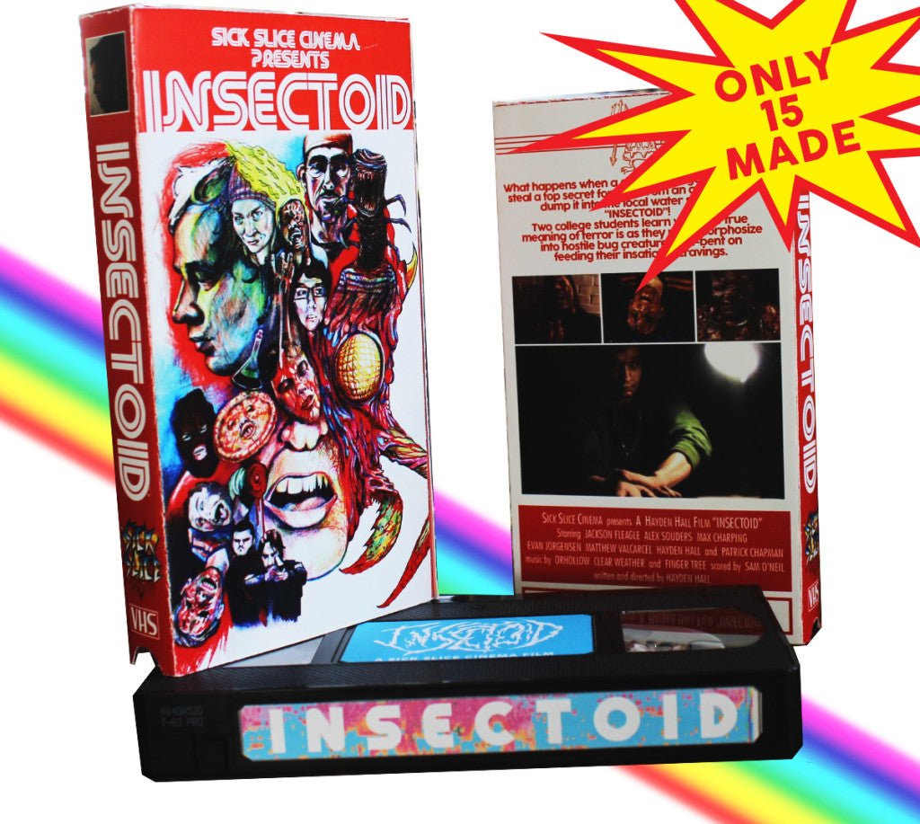 SickSLICE_Insectoid_VHS