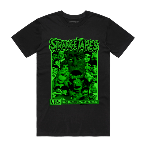Strange Tapes T-Shirt