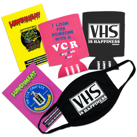 LUNCHMEAT RADICAL VHSaver Bundle