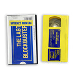 THE LAST BLOCKBUSTER VHS