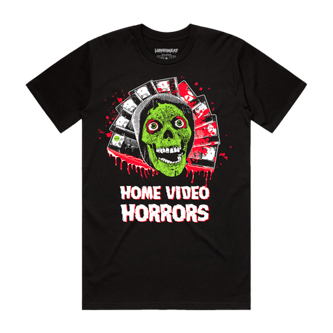 HOME VIDEO HORRORS SHIRT