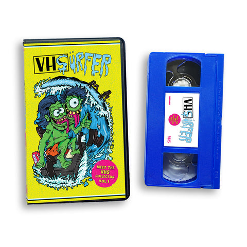 "[PRE-ORDER] VHSurfer ""Meet the VHS Collector"" Vol. 1 VHS"