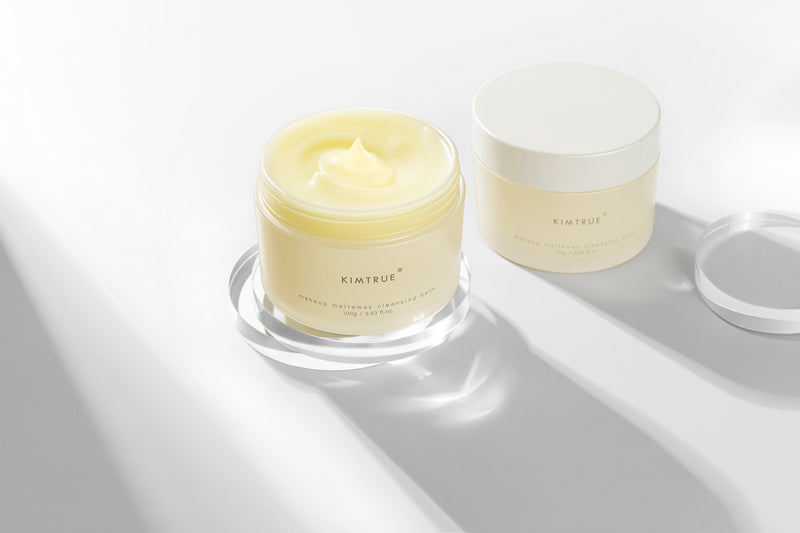 Makeup Meltaway Cleansing Balm with Bilberry & Moringa Seed Extracts-Kimtrue-Kimtrue