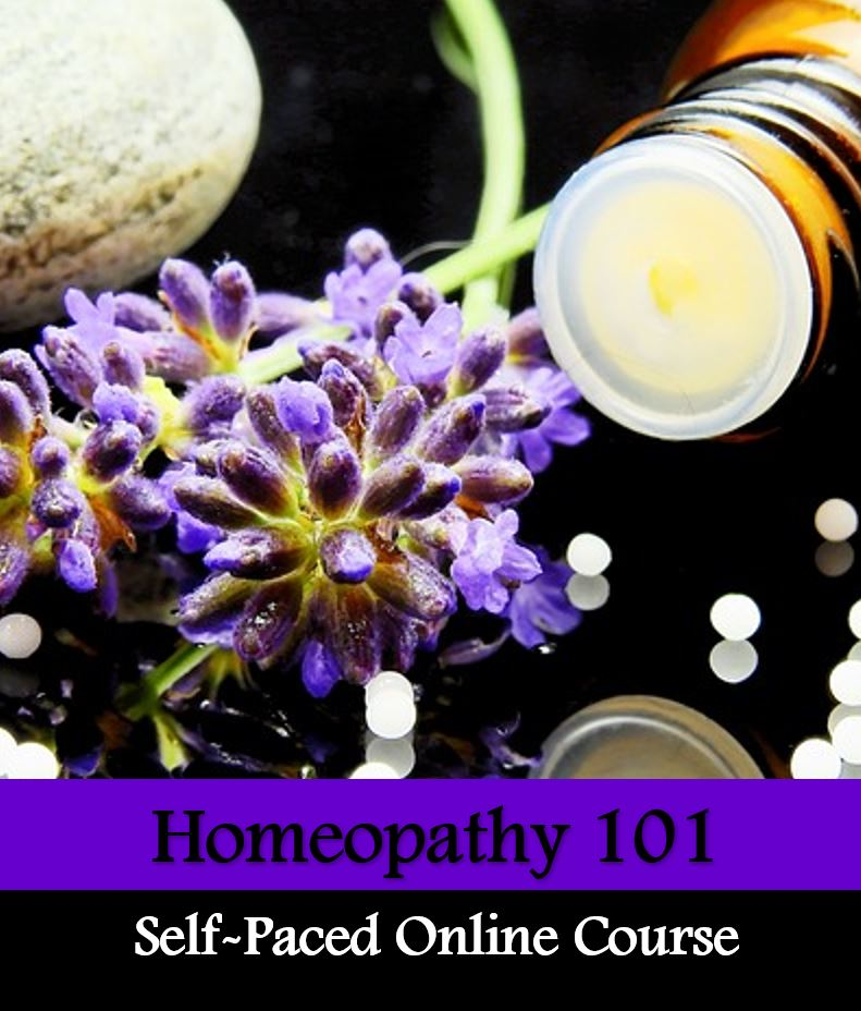 Homeopathy 101 (H-101)