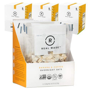 Banana & Coffee Pouches (5 count) Case of 4 Caddies