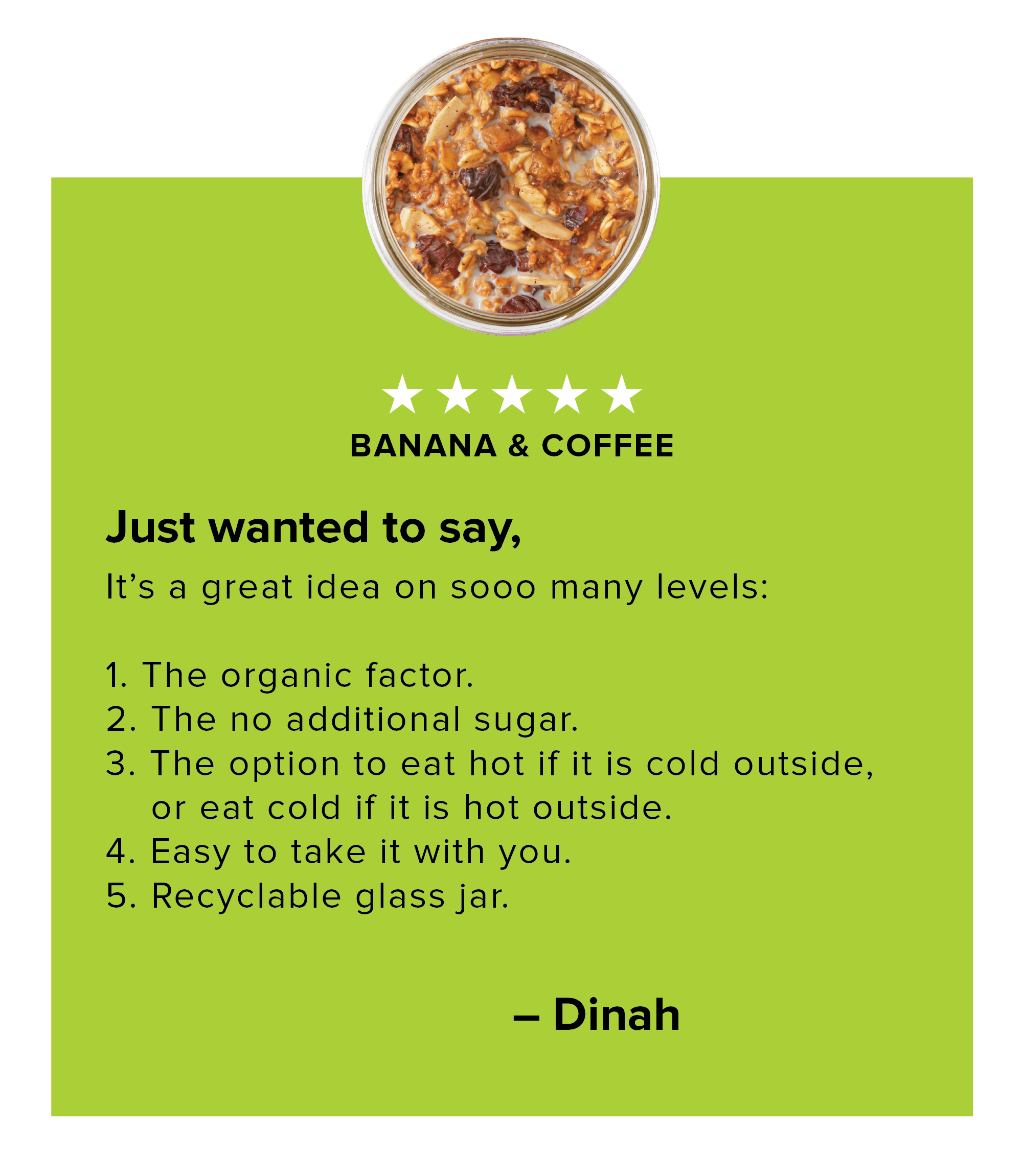Banana & Coffee Review