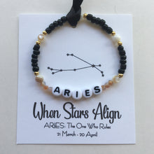 Load image into Gallery viewer, ZODIAC CONSTELLATION BRACELET