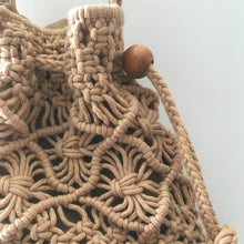 Load image into Gallery viewer, MACRAME BAG