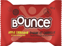 Apple Cinnamon Protein Energy Ball