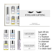 Load image into Gallery viewer, Eyelash Lift and Brow Lamination Professional Kit
