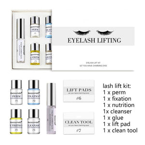 Eyelash Lift and Brow Lamination Professional Kit