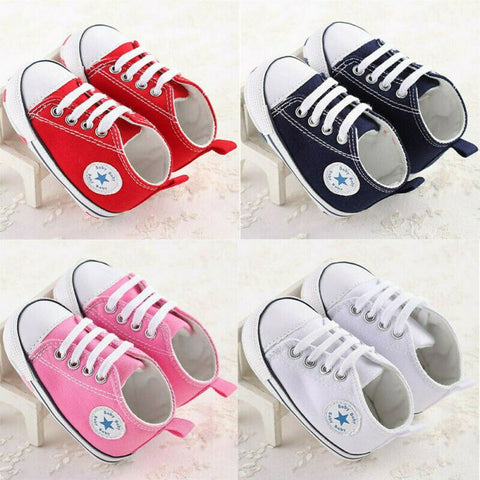 Converse Style Sneakers