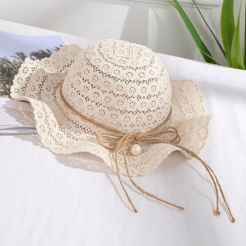 Cute Baby Straw Hat