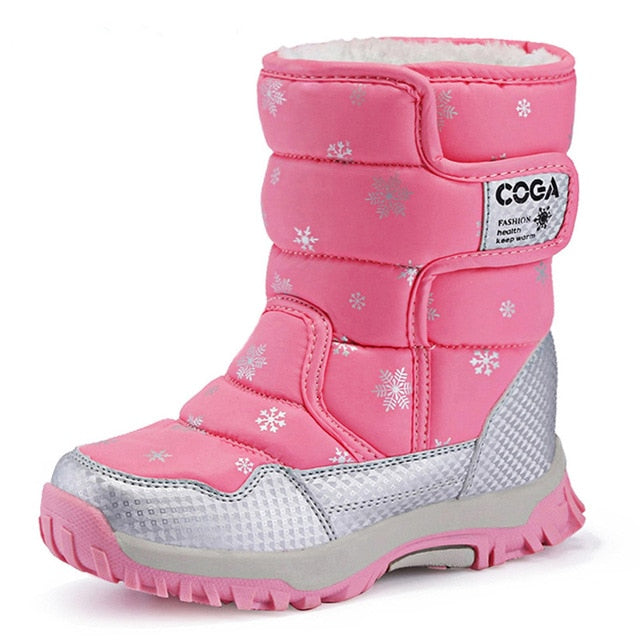Cute Winter Snow Boots