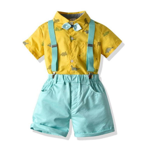 Smart Summer Outfit Cotton Polyester