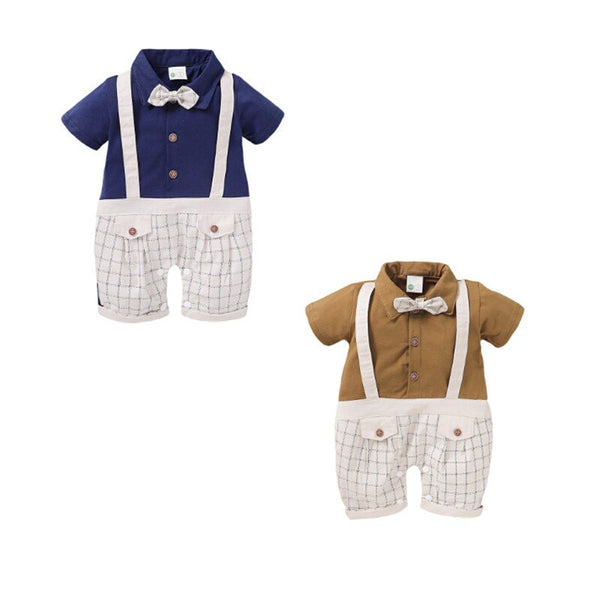 Smart Summer Romper Cotton Polyester