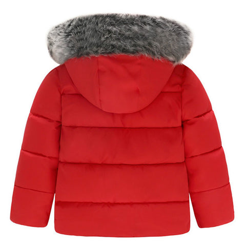 Thick Soft Winter Jacket