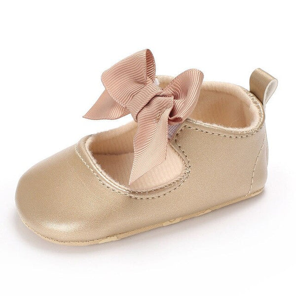 Princess Bow Shoes Baby Girl