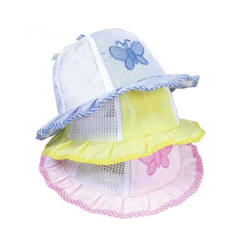 Cute Baby Summer Bonnet