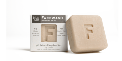 "NueBar Artisan Facewash Bar ""Normal Skin"""