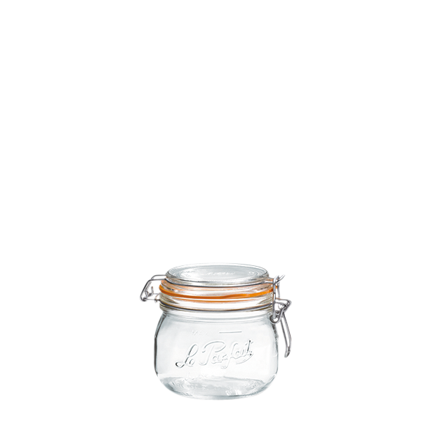 Le Parfait Glass Super Jar - 250ml