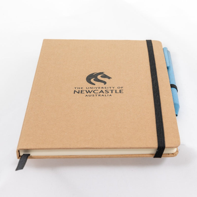 ECO SIENNA NOTEBOOK