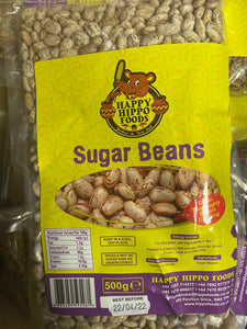 Happy Hippo Sugar Beans 500g - The South African Spaza Shop