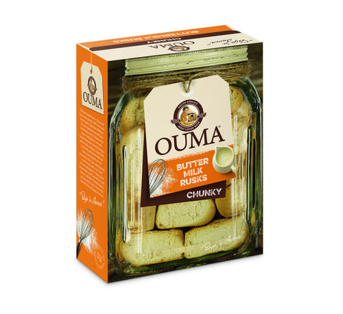 Ouma Rusks Buttermilk 500g - The South African Spaza Shop
