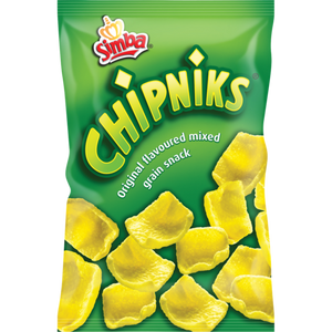 Simba Chipniks 100g - The South African Spaza Shop