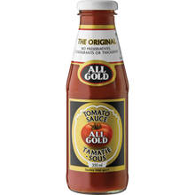 Load image into Gallery viewer, All Gold Tomato Sauce 350ml - The South African Spaza Shop