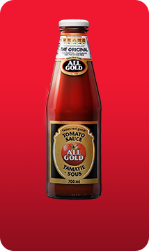All Gold Tomato Sauce 700ml - The South African Spaza Shop