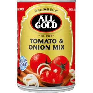 All Gold Tomato & Onion Mix 410g - The South African Spaza Shop