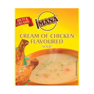 Imana Packet Soup Cream of Chicken 60g - The South African Spaza Shop