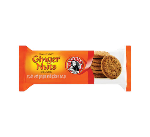 Bakers Ginger Nuts 200g - The South African Spaza Shop