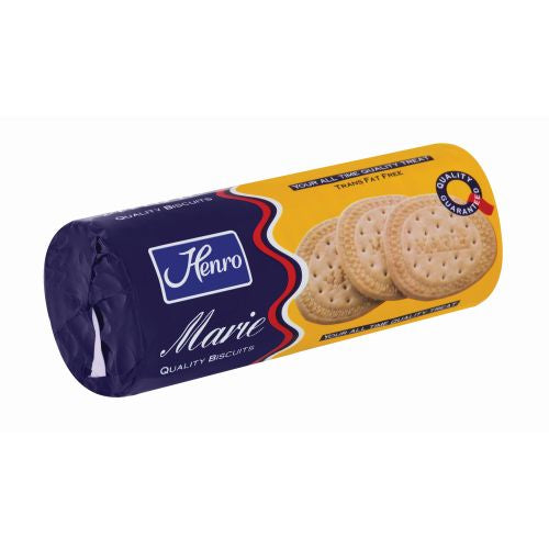 Henro Biscuits Marie Original 150g - The South African Spaza Shop