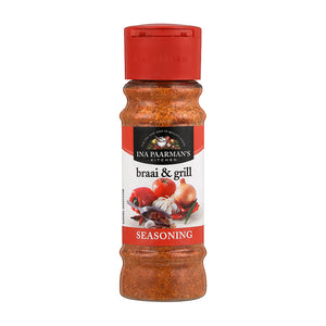 Ina Paarmans Seasoning Spice Braai & Grill 200ml - The South African Spaza Shop