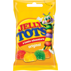 Beacon Jelly Tots Original 100g - The South African Spaza Shop